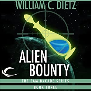 Alien Bounty Audiobook