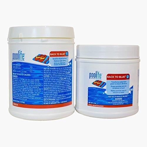 - poolife Back To Blue (4.6 lb)