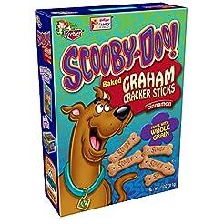 Keebler Scooby-Doo! Graham Cracker Stick...