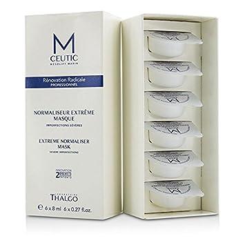 MCEUTIC Extreme Normaliser Mask - Salon Product 0.27oz Boa Vida Skin Cleansing Creme Mild Pleasant8.0 oz. (pack of 4)