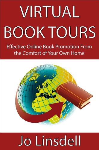 virtual book tours effective online book promotion from the comfort