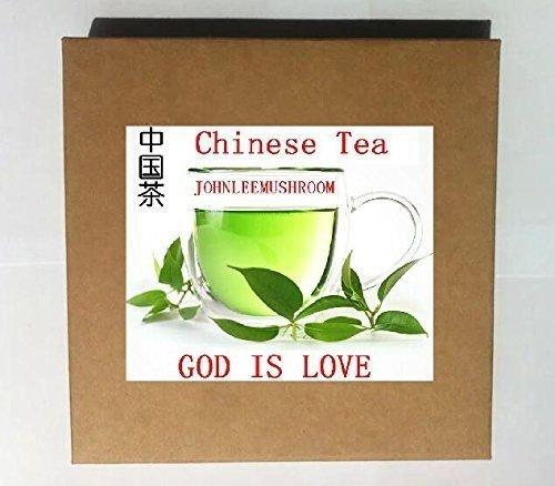 Long Jing Green tea from China, Dragon Well premium grade loose leaf bag packing total 24 Ounce (680 grams) by JOHNLEEMUSHROOM RESELLER (Image #3)