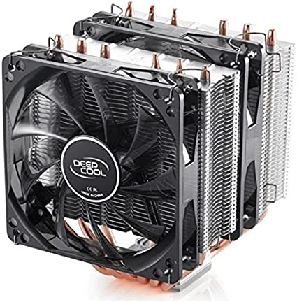 DeepCool NEPTWIN V2 Procesador Enfriador - Ventilador de PC ...