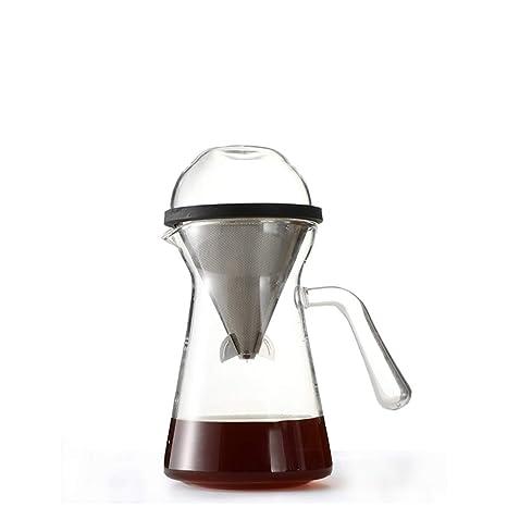 Amazon.com: Filtro de goteo para cafetera de mano, juego de ...