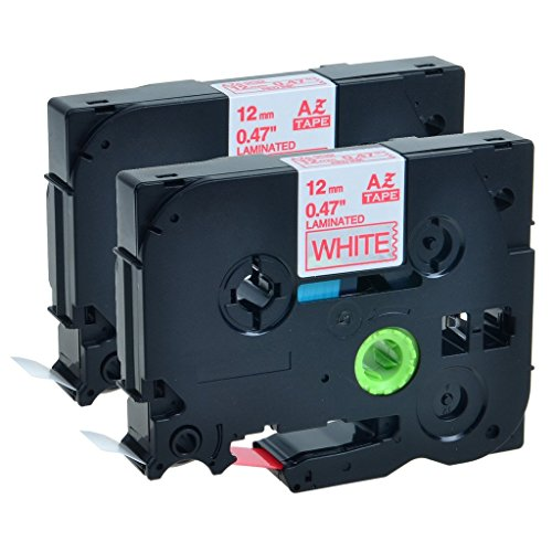 GREENCYCLE Replacement Label Tape Compatible For Brother ...