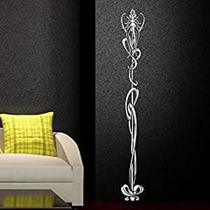 Walliv Decals Vertical Appealing Modern Art [decorative, Or42]