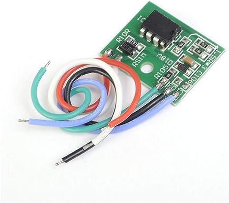 Módulo de Fuente de alimentación Universal LCD 5V-24V Módulo de ...