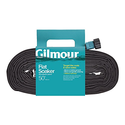 Gilmour 270050G Weeper/Soaker Hose, 50-Foot
