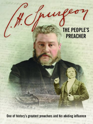 C. H. Spurgeon: The People's Preacher, used for sale  Delivered anywhere in USA
