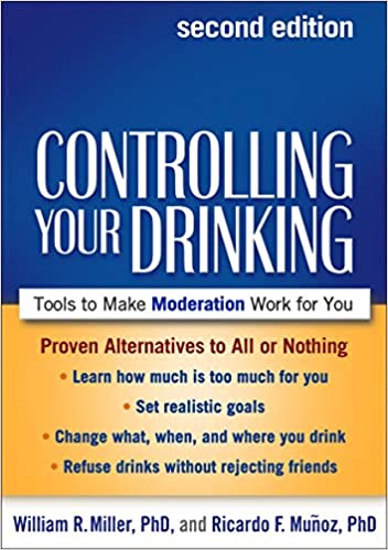 Cover Art for Controlling Your Drinking
