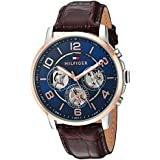 Tommy Hilfiger Men s Quartz Stainless Steel and...