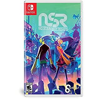 No Straight Roads - Nintendo Switch