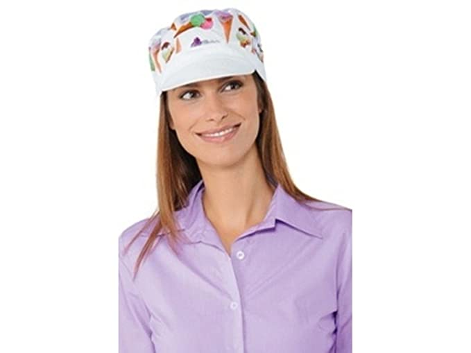 CAPPELLO CHARLY CON RETE ISACCO-Bianco  Amazon.it  Abbigliamento 53126a728242