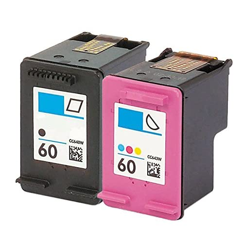 Ocproducts refilled hp 60 ink cartridge replacement for hp envy 120 ocproducts refilled hp 60 ink cartridge replacement for hp envy 120 114 deskjet f4480 f4210 d1660 fandeluxe