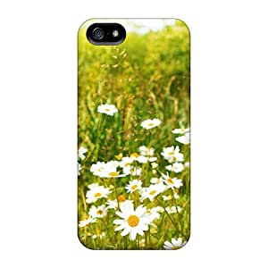 New Arrival Cases Specially Design For Iphone 5/5s (summer Flower Field)
