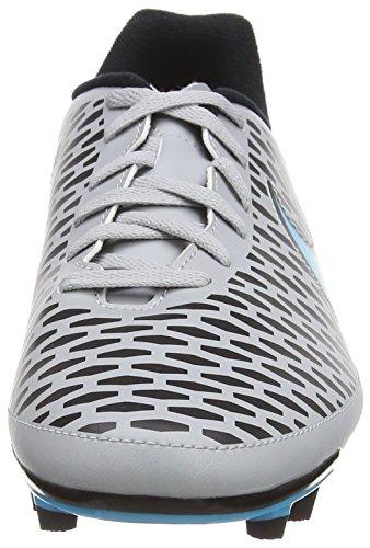 Nike Magista Ola FG, Scarpe Sportive, Uomo Wolf Grey/Trqs Blue-blk-blk