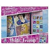 Disney Princess - Hello, Friends! Play-a-Sound Phone and Storybook Set - PI Kids
