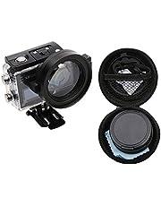 Xinvision 58mm Close-Up 16X Magnification for SJCAM SJ6 Legend Action Camera, HD Close-Up Macro Filter Lens 16X Magnification Camera Accessories