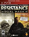Resistance Dual Pack & DUALSHOCK3 wireless controller - Playstation 3 (Ultimate Combo Pack)