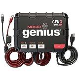 NOCO Genius GEN3, 3-Bank, 30-Amp