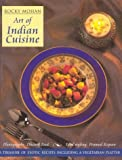 img - for Art of Indian Cuisine by Rocky; Paul, Dheeraj; Kapoor, Pramod Mohan (1999-01-01) book / textbook / text book