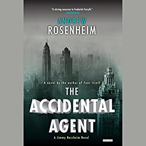 The Accidental Agent Audiobook