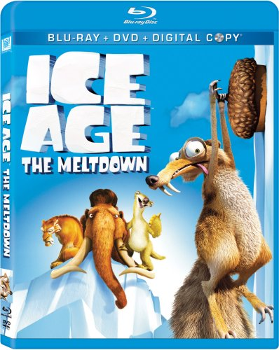 Ice Age: The Meltdown (Blu-ray/DVD + Digital Copy)