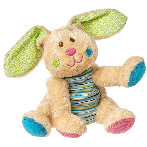 Mary Meyer Cheery Cheeks Butter Bunny Plush, 12