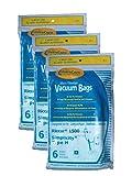 18 Riccar Simplicity Type H Vacuum Bags, Canister Vacuum...