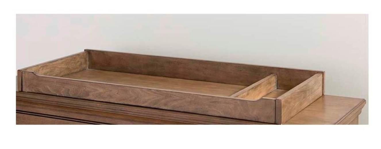 Westwood Design Pine Ridge/Stone Harbor Changer Top, Cashew