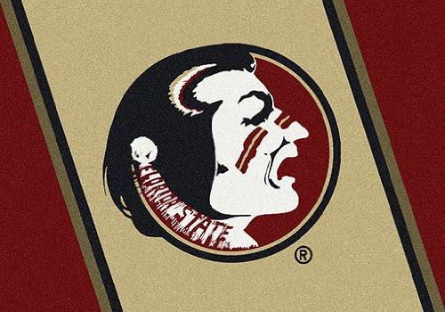 Milliken Florida State College Team Spirit Area Rug, 3'10