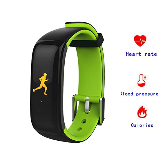 Amazon.com: Hangang SmartWatch, Fitness Tracker IP67 ...