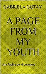 A Page From My Youth: Una Página de Mi Juventud