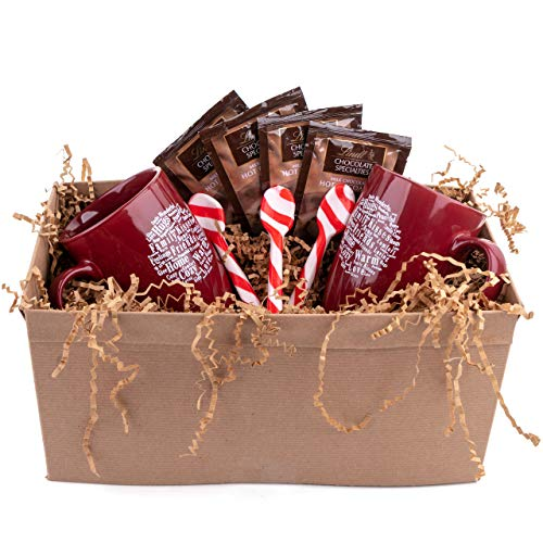 Lindt Gourmet Hot Chocolate Gift Sets - Christmas Present...