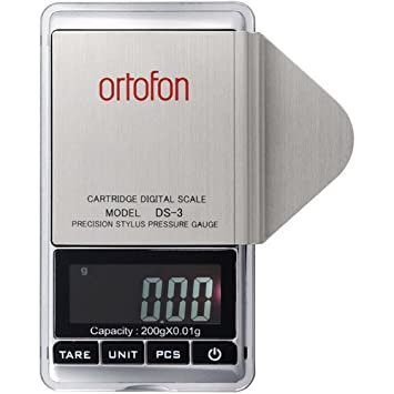 Amazon.com: Ortofon DS-3 Needle pressure gauge for cartridge DJ item from Japan: Home Audio & Theater