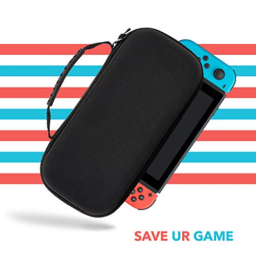 Amazon.com: youRUSH Carrying Case for Nintendo Switch with ...