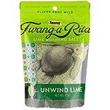 Twang Unwind Lime Rimming Salt - 4 oz. Pack of 10