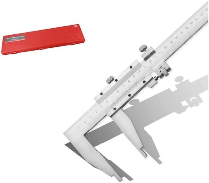 Calibro A Corsoio Pesante Artiglio Unidirezionale 0-500-600-1000-1500 Antipolvere//Impermeabile//Resistente Allolio Size : 0-500//0.02 Calibro Super Grande Calibro A Corsoio