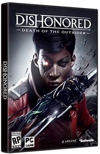 Dishonored: Death of the Outsider Windows 17227