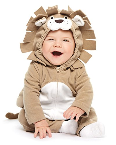Lion Kids Costumes (Carter's Baby Boys' Little Lion Costume 24 Months)