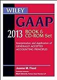 Wiley GAAP 2013, Joanne M. Flood, 1118393031