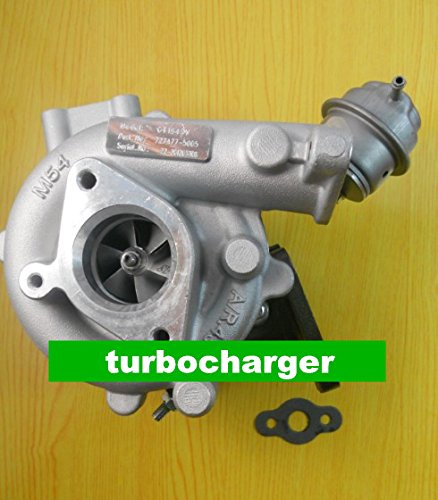 Amazon.com: GOWE turbocharger for GT1849V GT18 727477-5007S 727477-0005 14411-AW40A 14411AW40A Turbo Turbicharger For Nissan X-Trail 2.2 DI (T30) 136HP YD1: ...
