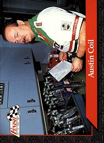 1993 Finish Line NHRA #46 Austin Coil - NM-MT - Austin Finish