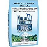 Natural Balance Original Ultra Reduced Calorie Formula Dry Dog Food, 28-Pound