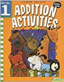 Addition Activities: Grade 1 (Flash Skills), Flash Kids Editors, 141149900X