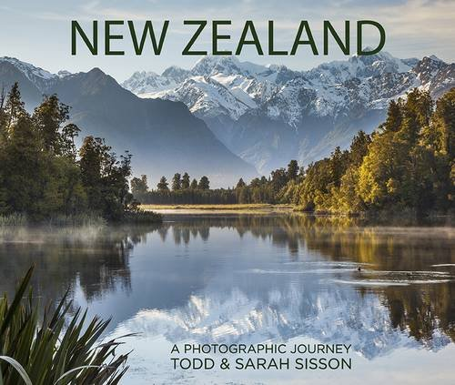 New Zealand: A Photographic Journey presents a fresh and superb collection of landscape images by acclaimed photographers Todd and Sarah Sisson. Like the country that it so artfully portrays, this book will delight readers with the sheer diversity an...