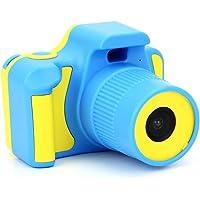 Mini macchina fotografica digitale della macchina fotografica di 2MP 1080P mini da 2 pollici per il regalo sveglio dei bambini della macchina fotografica del giocattolo multifunzionale del fumetto del bambino sveglio