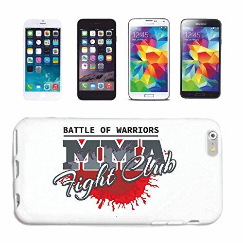 """cas de téléphone iPhone 6S """"BATAILLE DE WARRIORS FIGHT CLUB MMA ARTS IMPORTANTS MIXTES Fightclub STREET FIGHT BOXE KARATE KICK BOXING JUDO"""" Hard Case Cover Téléphone Covers Smart Cover pour Apple iPho"""