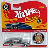 Hot Wheels Classic Series 4: 67 Dodge Charger #03 of 15 Mattel 1