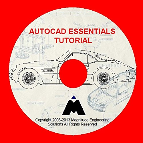 Amazon com: AUTOCAD TUTORIALS TRAINING 5HRS LT DRAWINGS DWG
